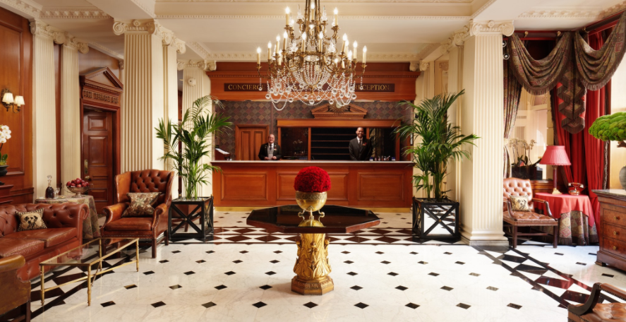 About Chesterfield Mayfair Hotel Homepage