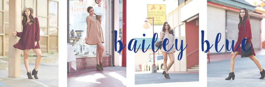 About Bailey Blue Homepage
