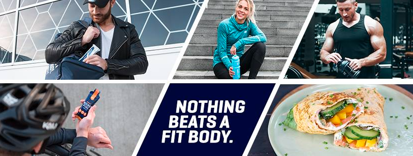 About Body & Fit Homepage