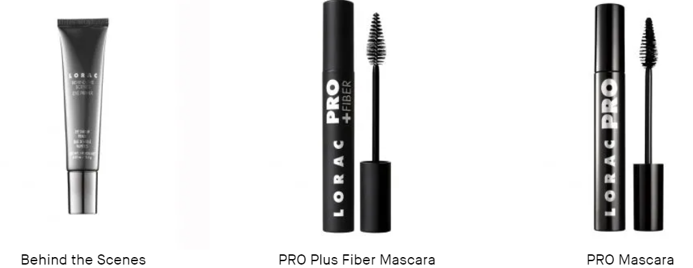 About Lorac Homepage