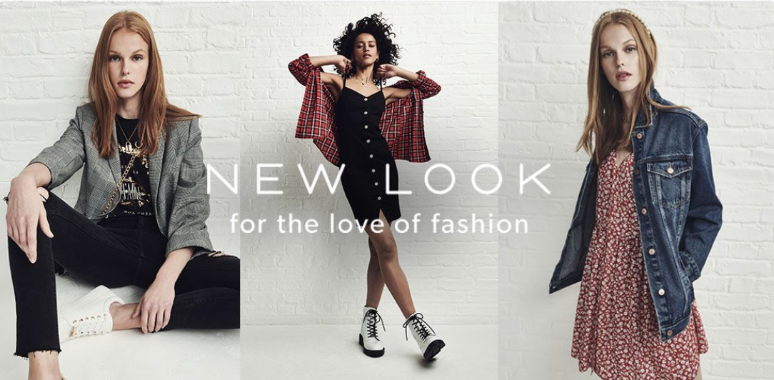 About New Look Homepage