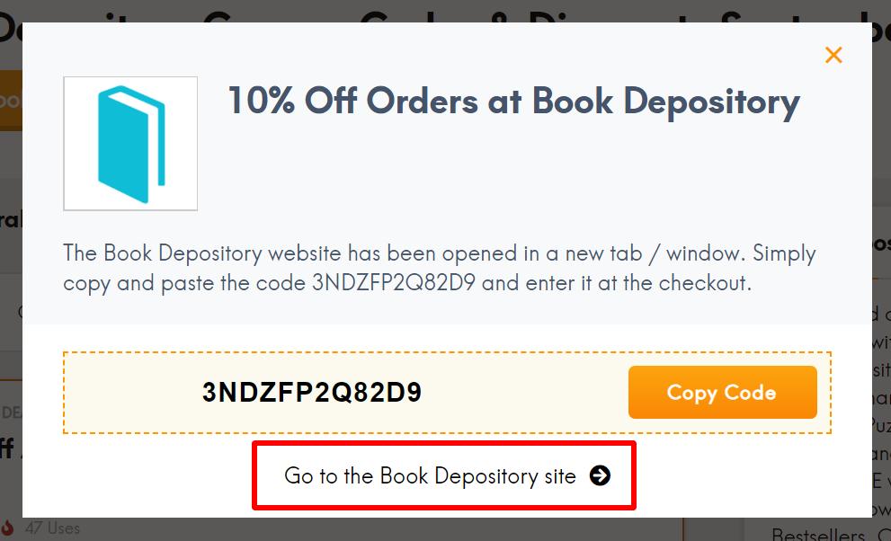 Book Depository go to AU b