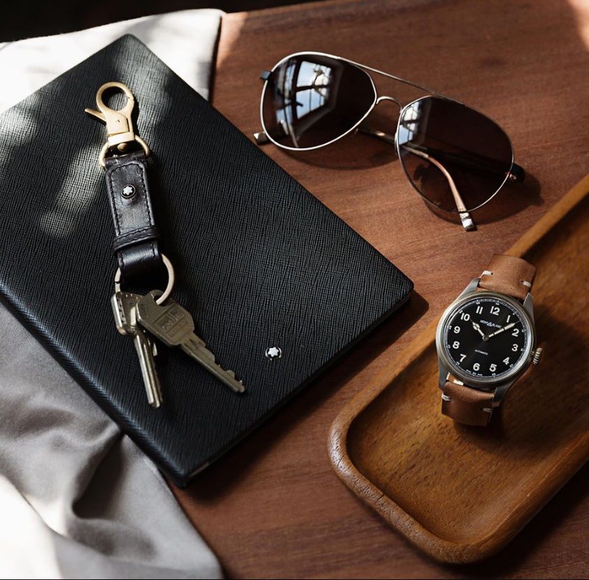 About Montblanc homepage