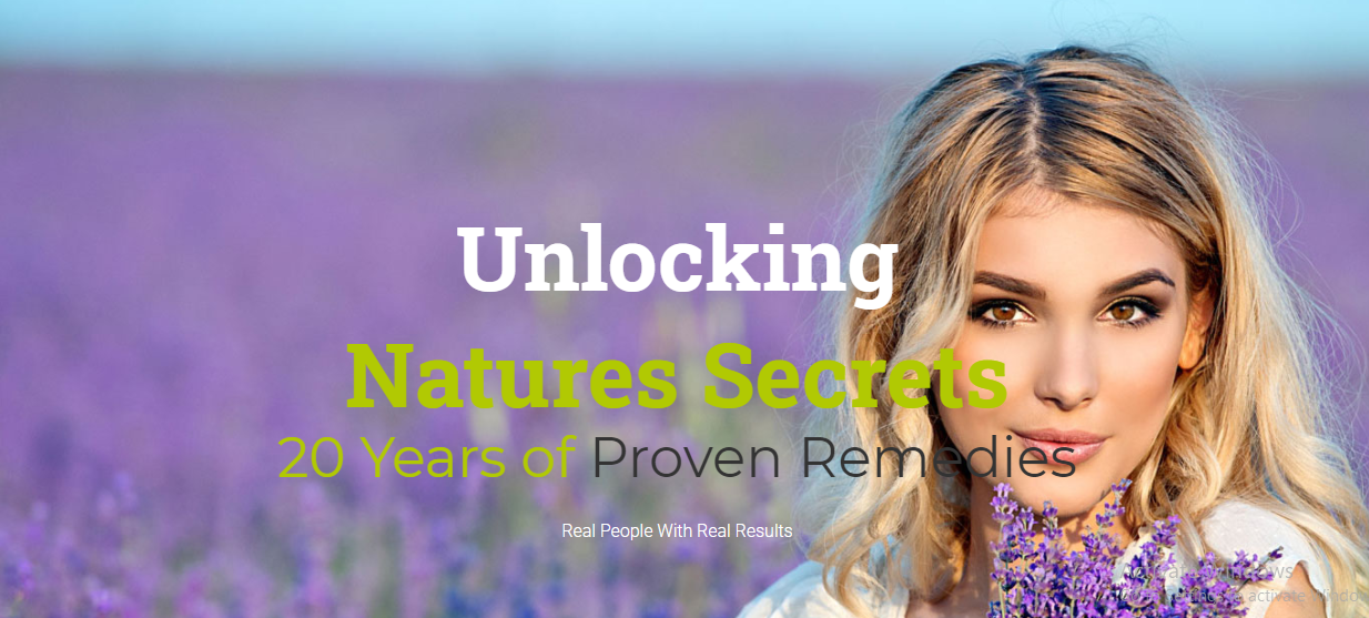 About Natural Secrets Homepage
