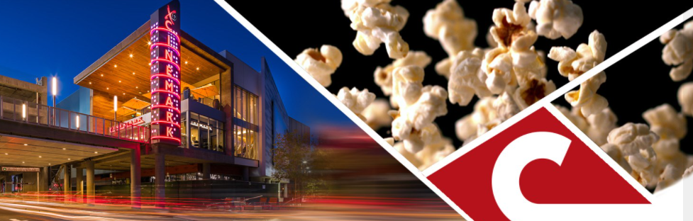About Cinemark Homepage
