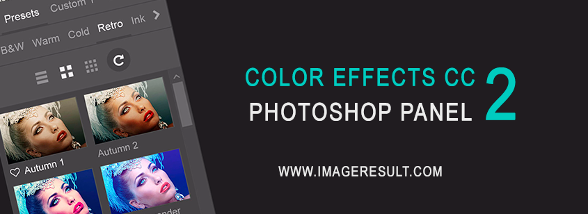 About Color Effects CC Homepage