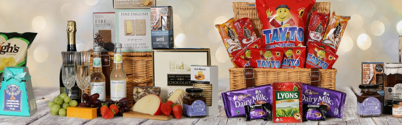 Hampers Direct.ie Homepage