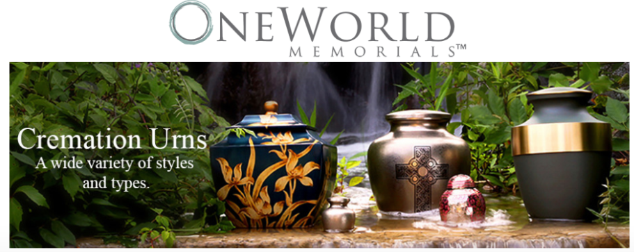 About Oneworld Memorials Homepage
