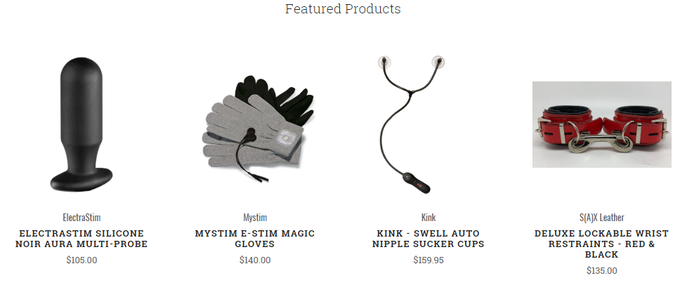 Sax Leather Featured Products