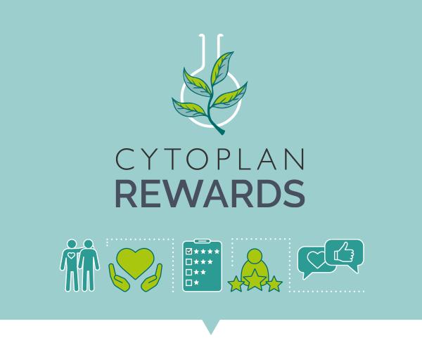 Cytoplan Rewards