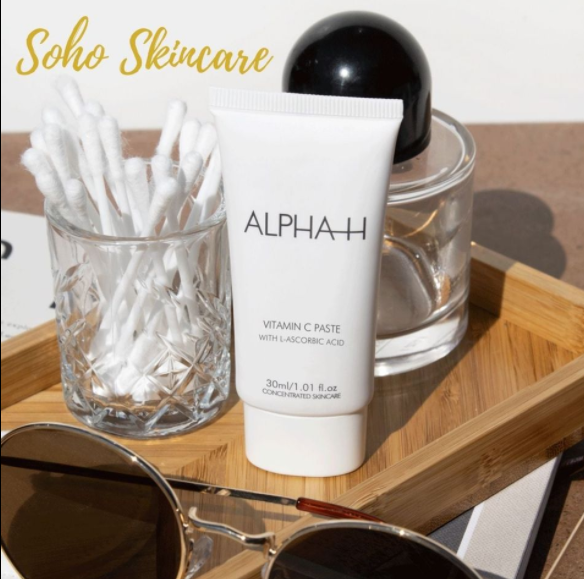 About Soho Skincare Homepage