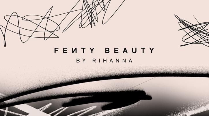 About fentybeauty homepage