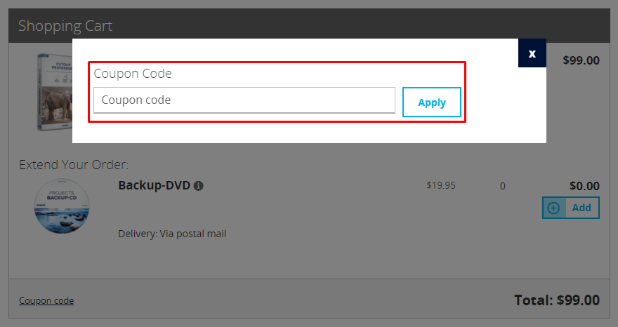 How do I use my FRANZIS coupon code?