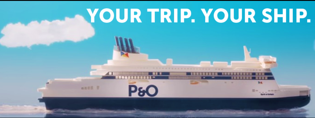 About P&O Ferries Homepage