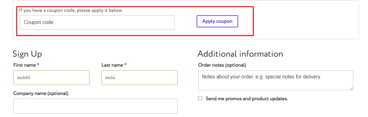 How do I use my Dchained coupon code?