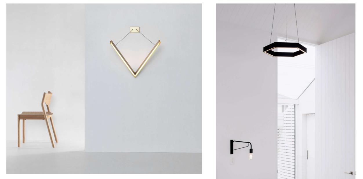 Simon James Design Lighting
