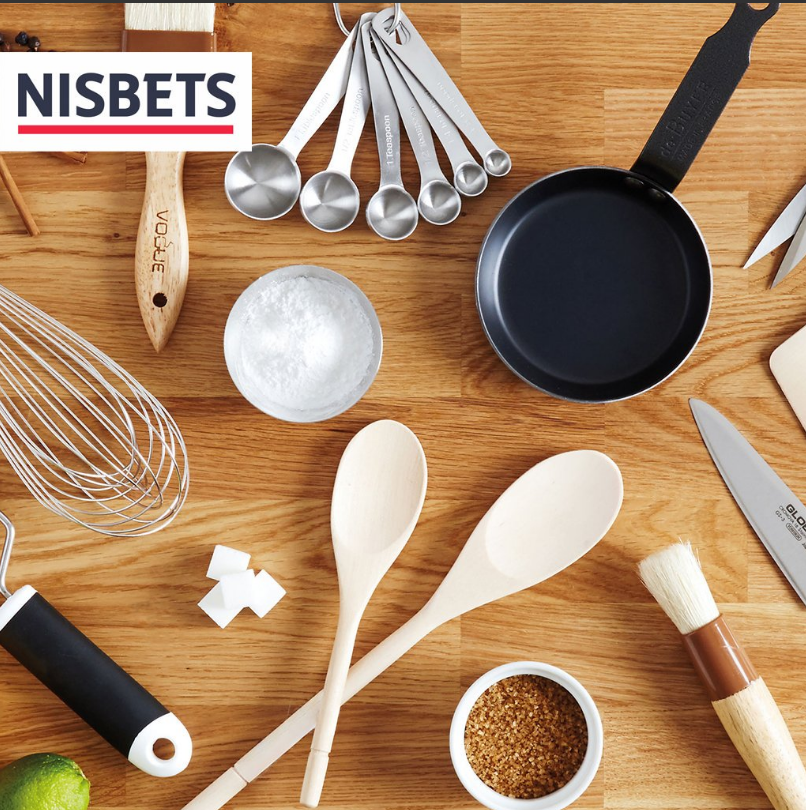 About Nisbets Homepage