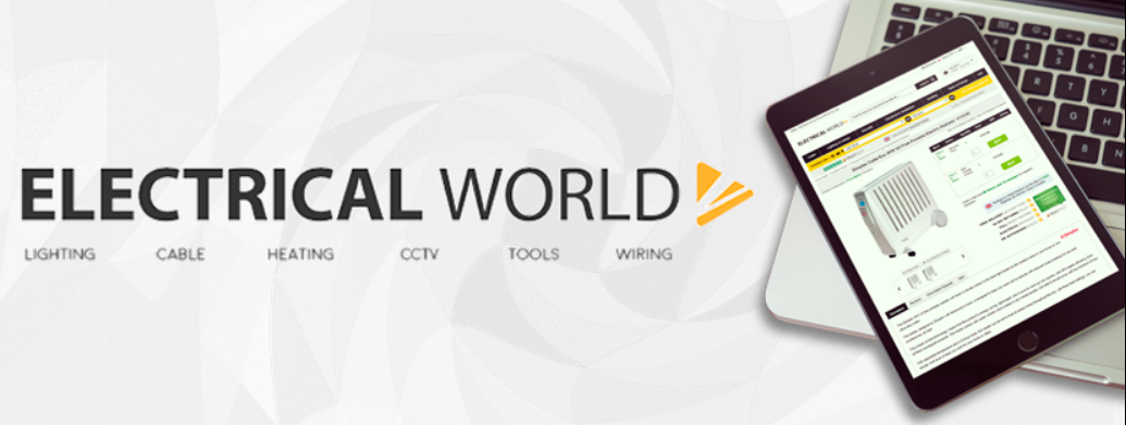 About Electrical World Homepage