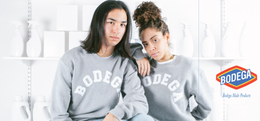 About Bodega Homepage