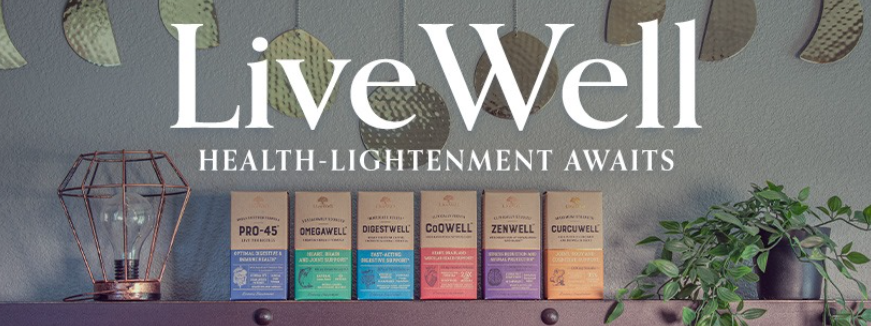 About LiveWell Labs Homepage