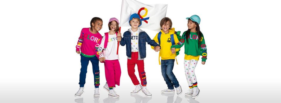 About Benetton Homepage