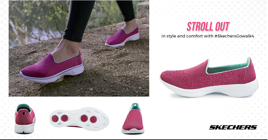 About Skechers Homepage