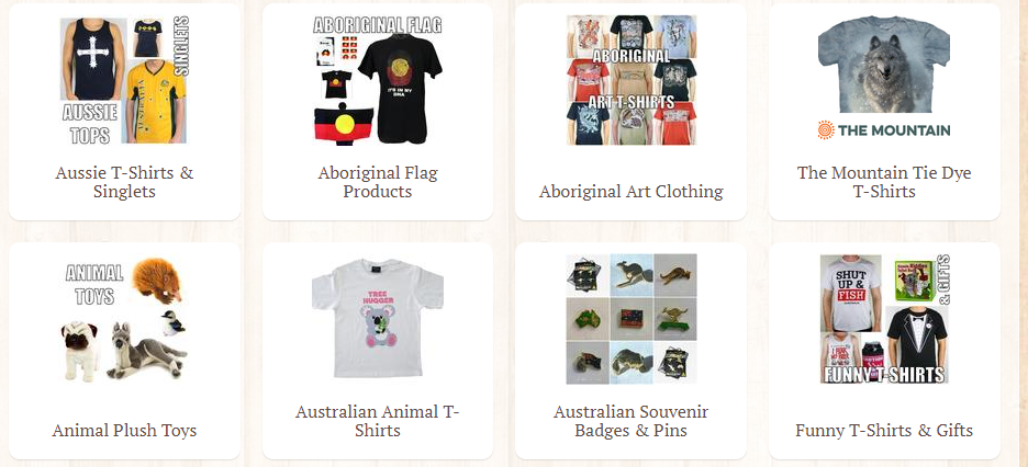 Australian Native T-Shirts