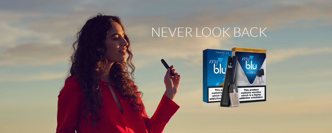 About blu Homepage