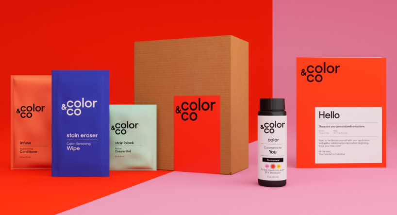 About Color&Co Homepage