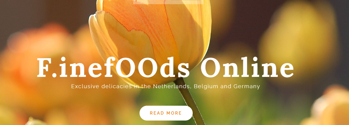 About FineFoods-Online Homepage
