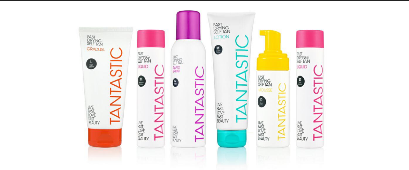 About Tantastic Homepage