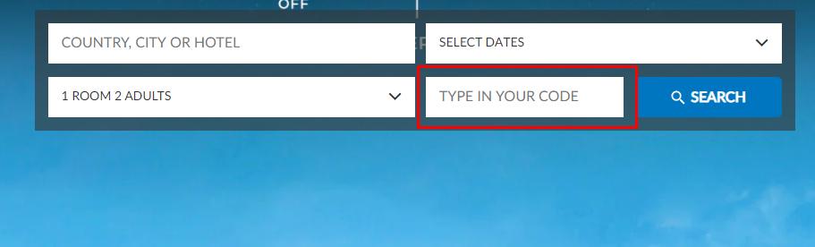 How do I use my MELIÁ promotion code?