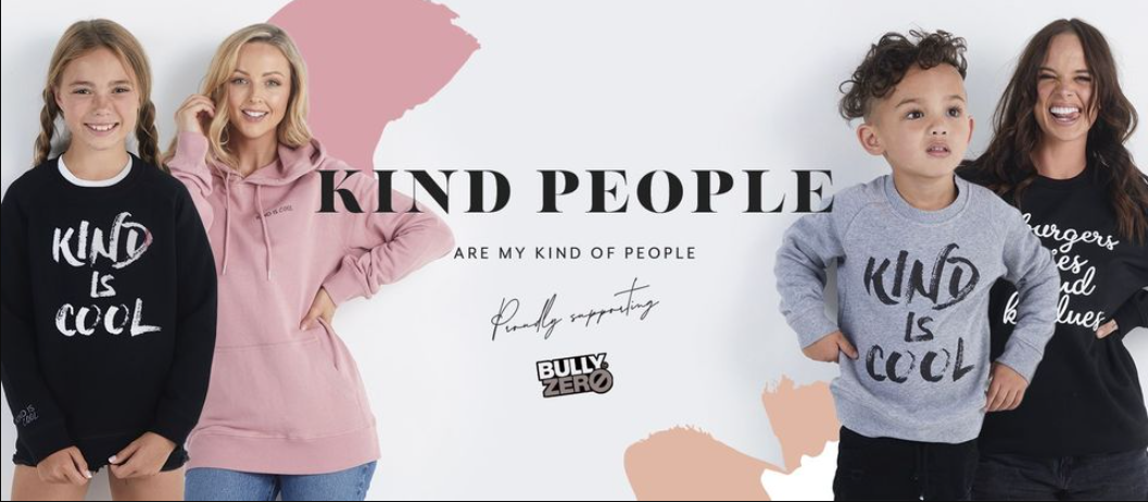 About Kind Is Cool Homepage