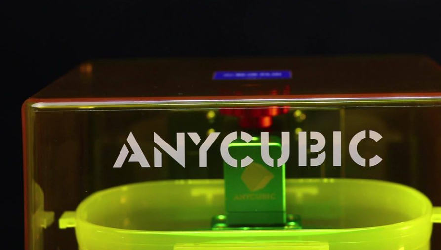 About Anycubic Homepage