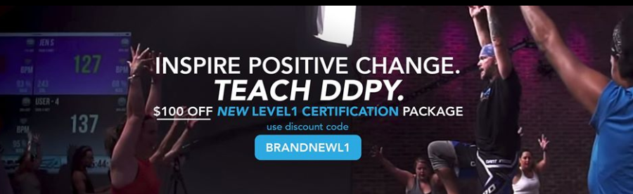 About DDP Yoga Homepage