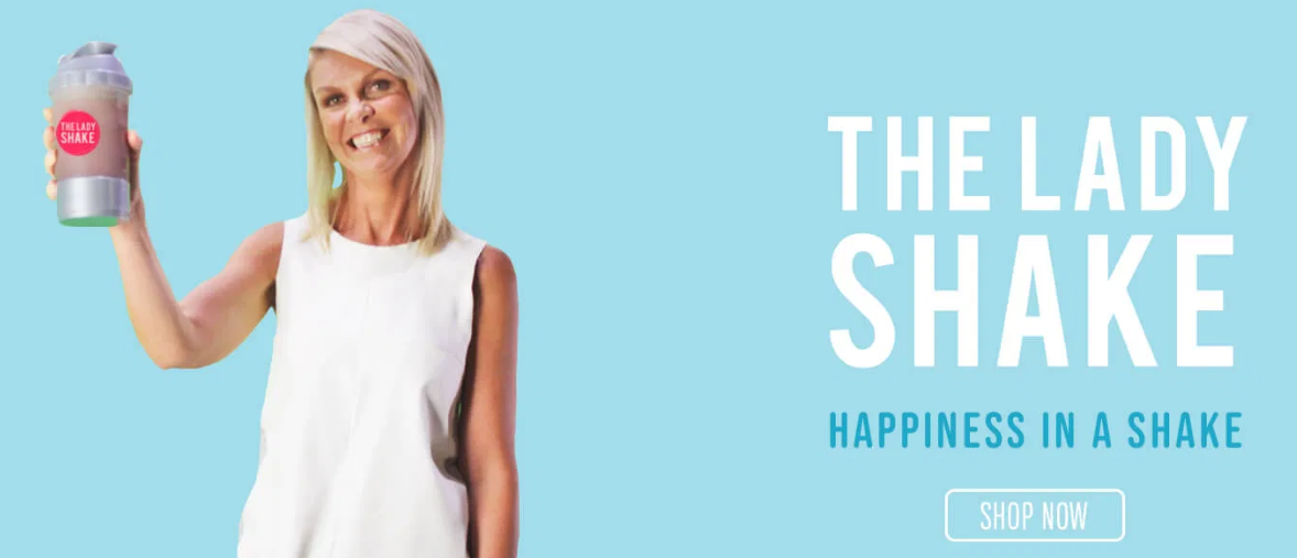 The Lady Shake Homepage