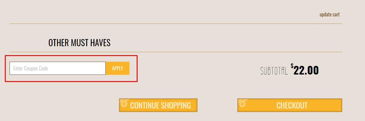 How do I use my teeVillain coupon code?