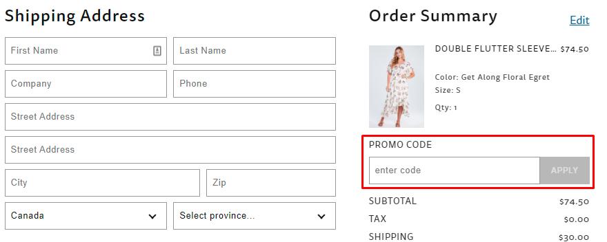 How do I use my American Rag promo code?