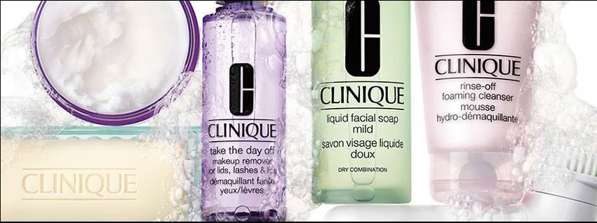 About Clinique Homepage