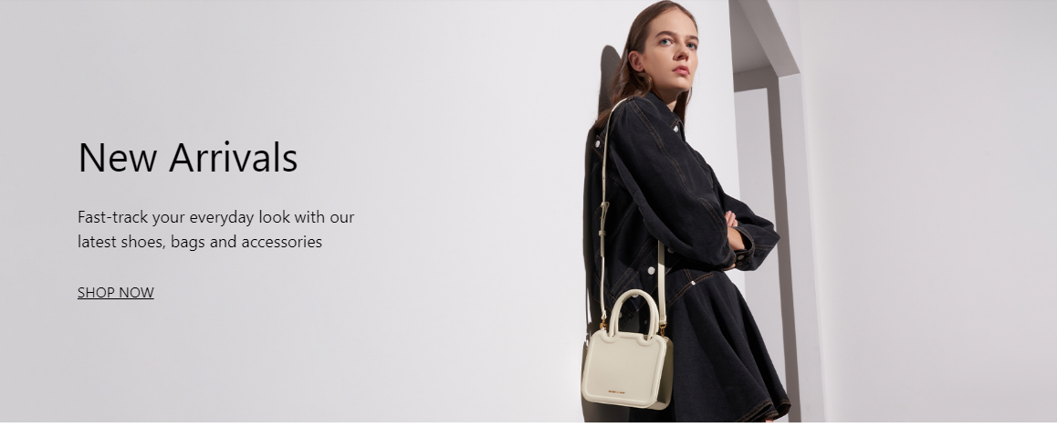 Charles&Keith about us