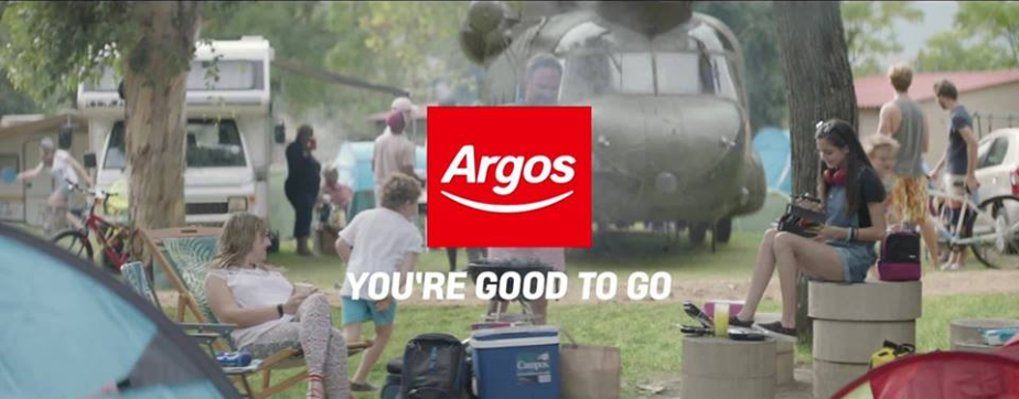 About Argos Homepage