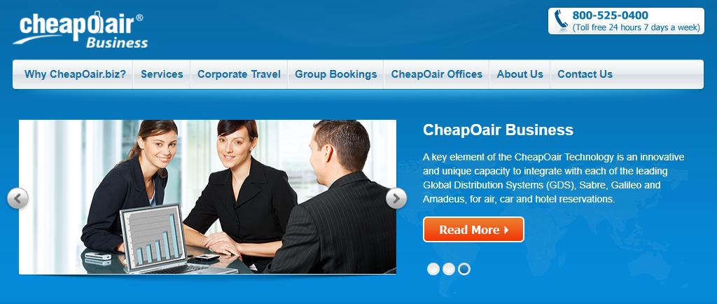 CheapOair Business