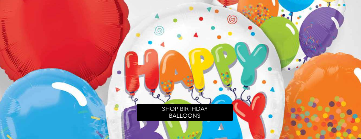 About BalloonShop.com.au Homepage