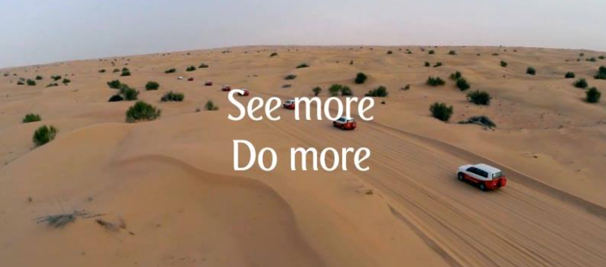 About Arabian Adventures Homepage