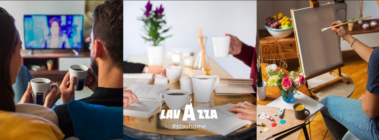 About Lavazza Homepage