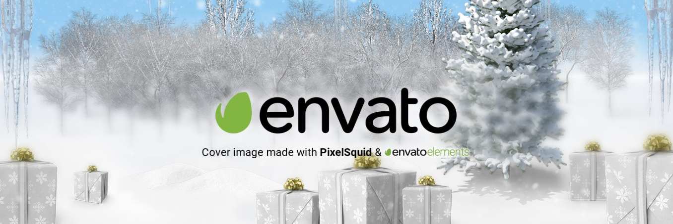 About Envato Elements homepage