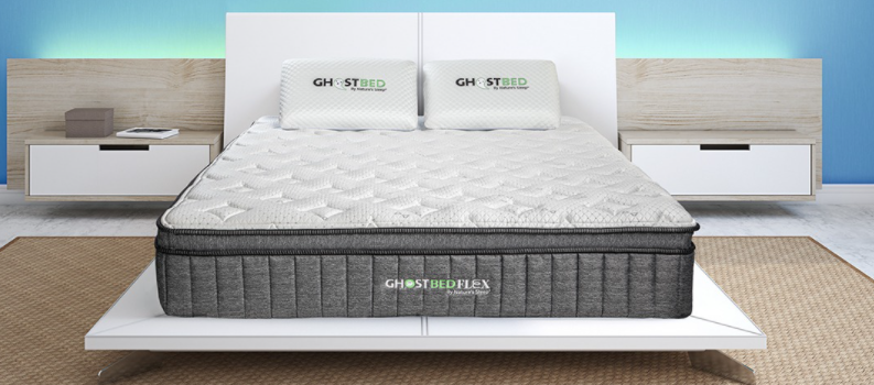 About GhostBed Homepage