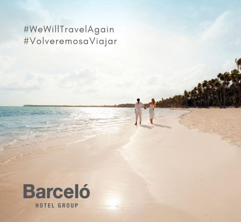 Barcelo Homepage