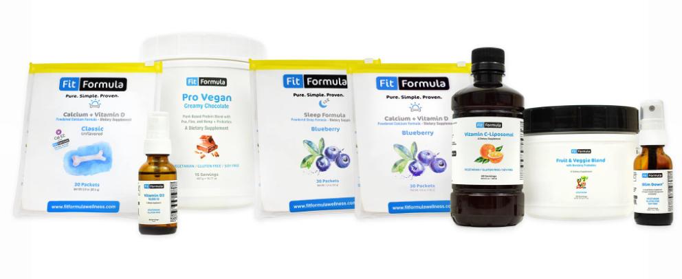 About FitFormula Wellness Homepage