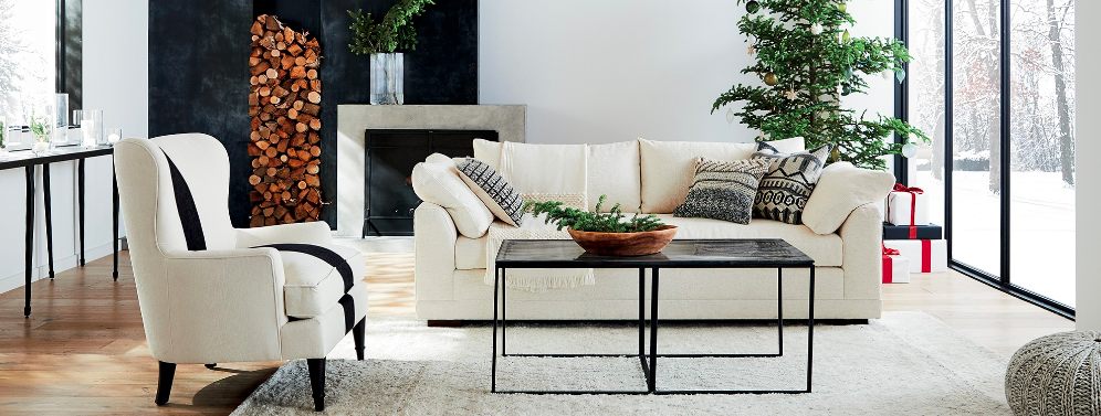 About Crate & Barrel Homepage